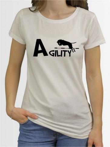 """Agility 20"" Damen T-Shirt"