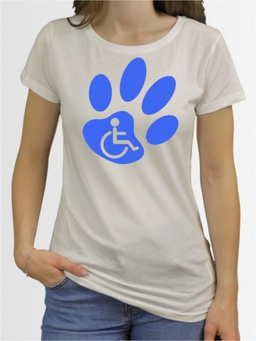 """Assistenzhund 4"" Damen T-Shirt"
