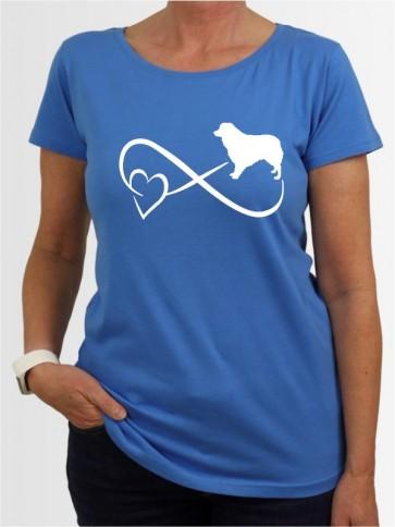 """""""Australian Shepherd 40"""" Damen T-Shirt"""