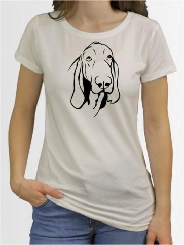 """""""Basset Hound a"""" Damen T-Shirt"""