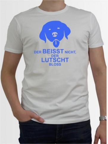 """""""Beisst nicht"""" Herren T-Shirt"""