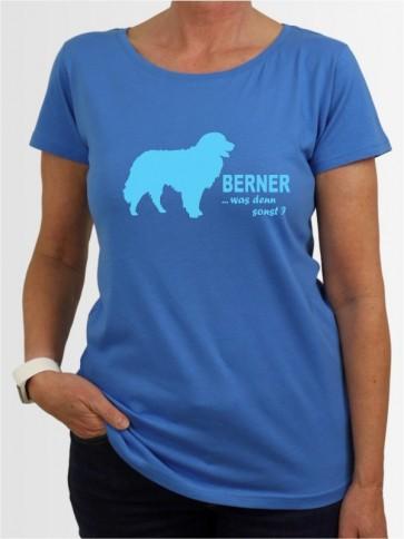 """Berner Sennenhund 7"" Damen T-Shirt"
