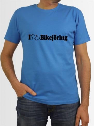"""Bikejöring 6"" Herren T-Shirt"