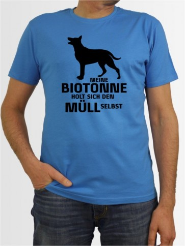 """Biotonne"" Herren T-Shirt"