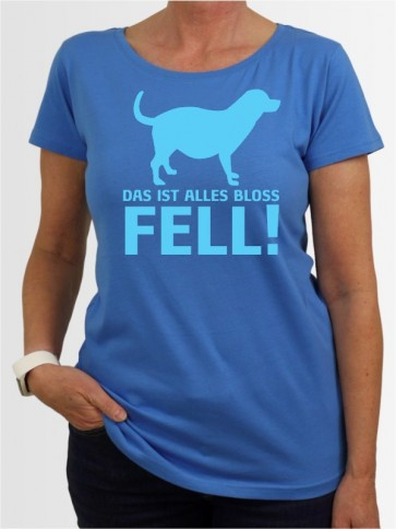 """Bloss Fell"" Damen T-Shirt"