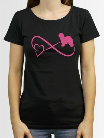 """""""Bobtail 40"""" Damen T-Shirt"""
