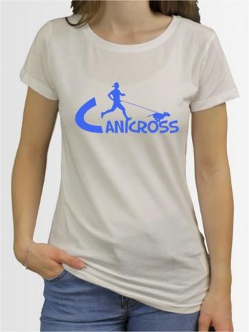 """""""Canicross 20a"""" Damen T-Shirt"""