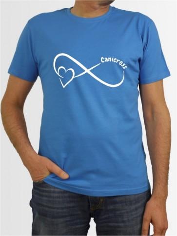 """""""Canicross 40"""" Herren T-Shirt"""