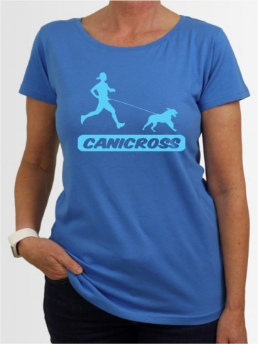 """Canicross 6"" Damen T-Shirt"