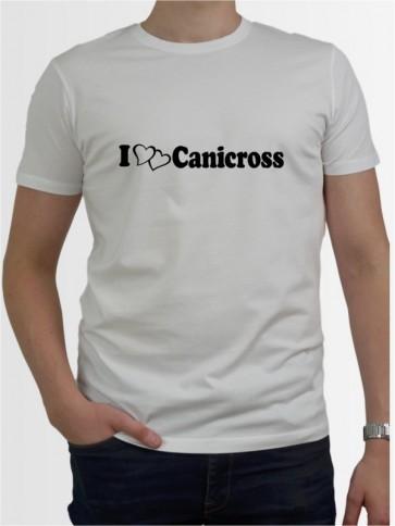 """""""Canicross 7"""" Herren T-Shirt"""