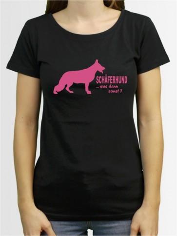 """""""Deutscher Schäferhund 7"""" Damen T-Shirt"""
