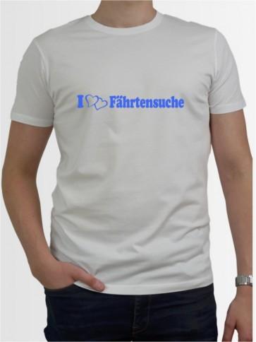 """""""Fährtensuche 1"""" Herren T-Shirt"""