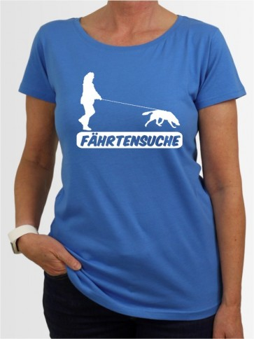 """Fährtensuche 4"" Damen T-Shirt"