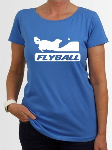 """Flyball 3"" Damen T-Shirt"
