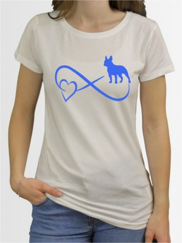 """Französische Bulldogge 40"" Damen T-Shirt"