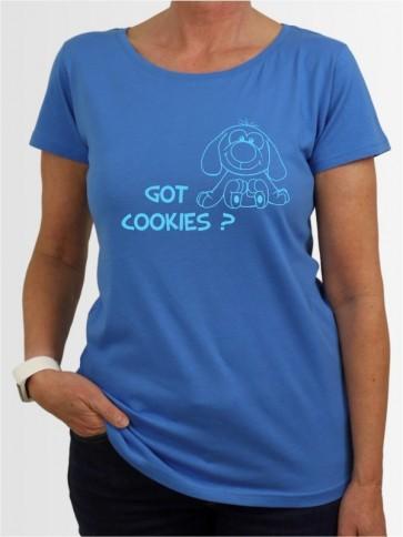 """""""Got cookies"""" Damen T-Shirt"""