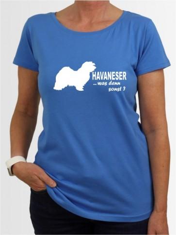 """""""Havaneser 7"""" Damen T-Shirt"""