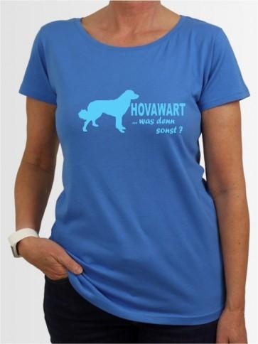 """""""Hovawart 7"""" Damen T-Shirt"""