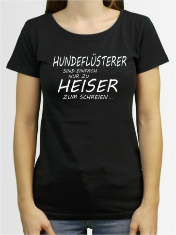 """Hundeflüsterer"" Damen T-Shirt"
