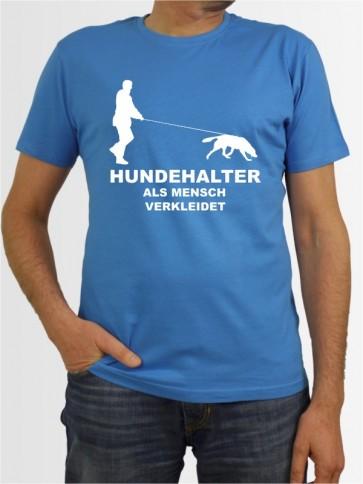 """""""Hundehalter"""" Herren T-Shirt"""
