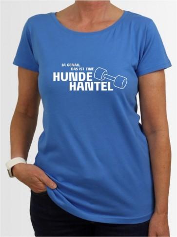 """Hundehantel"" Damen T-Shirt"