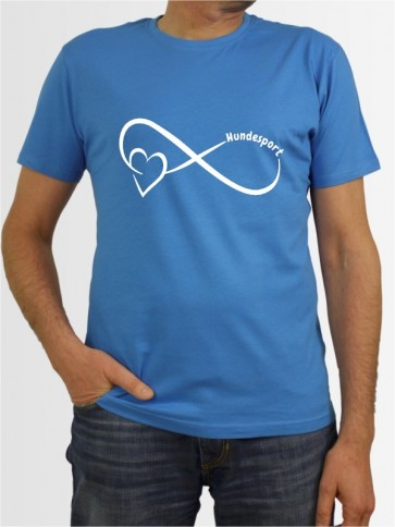 """""""Hundesport 40"""" Herren T-Shirt"""