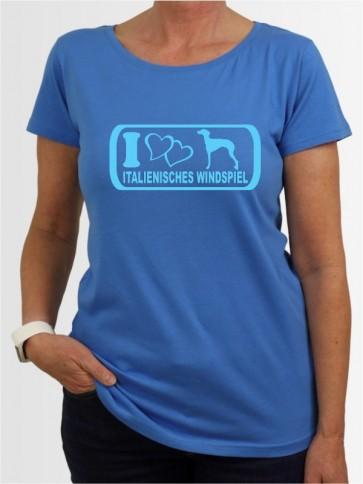 """Italienisches Windspiel 6"" Damen T-Shirt"