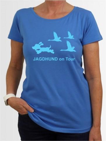 """""""Jagdhund"""" Damen T-Shirt"""