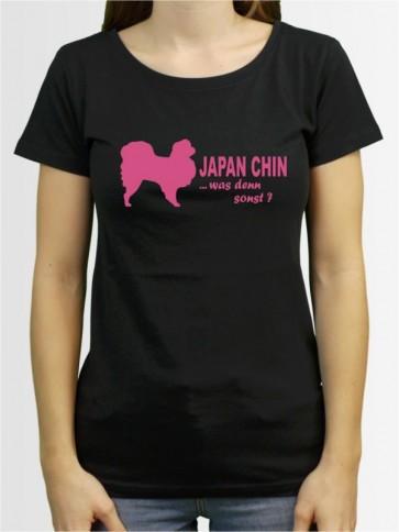 """""""Japan Chin 7"""" Damen T-Shirt"""