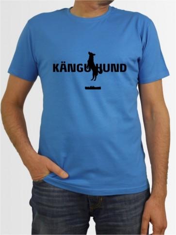 """Känguhund"" Herren T-Shirt"