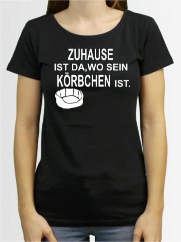"""""""Körbchen"""" Damen T-Shirt"""