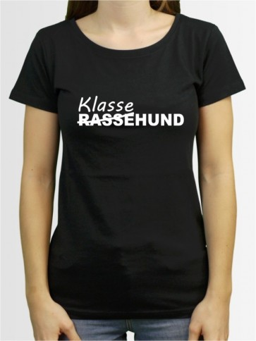"""Klassehund"" Damen T-Shirt"
