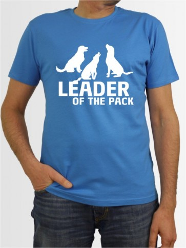 """Leader of the Pack"" Herren T-Shirt"