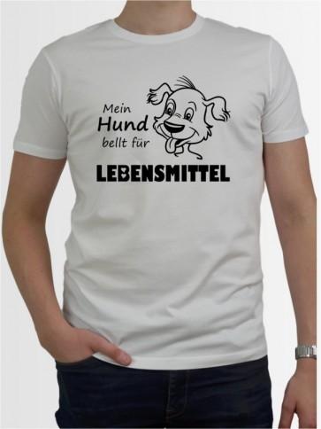"""""""Lebensmittel"""" Herren T-Shirt"""