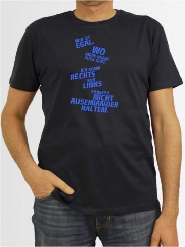 """""""Mir ist Egal"""" Herren T-Shirt"""