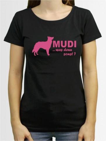 """Mudi 7"" Damen T-Shirt"