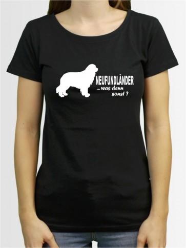 """""""Neufundländer 7a"""" Damen T-Shirt"""