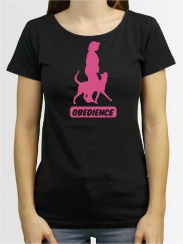 """Obedience 3"" Damen T-Shirt"