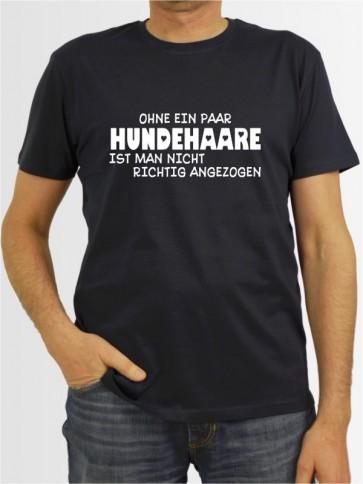 """""""Ohne ein paar Hundehaare (2)"""" Herren T-Shirt"""