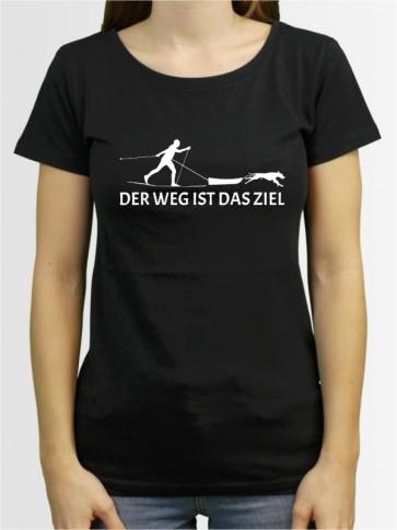 """""""Pulka 3"""" Damen T-Shirt"""
