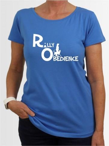 """Rally Obedience 20a"" Damen T-Shirt"