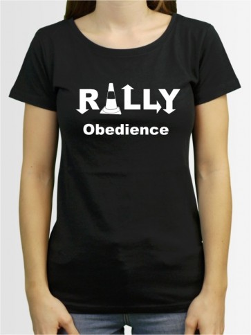 """Rally Obedience 8"" Damen T-Shirt"