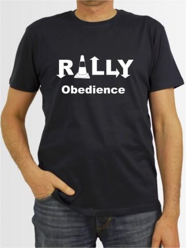 """""""Rally Obedience 8"""" Herren T-Shirt"""