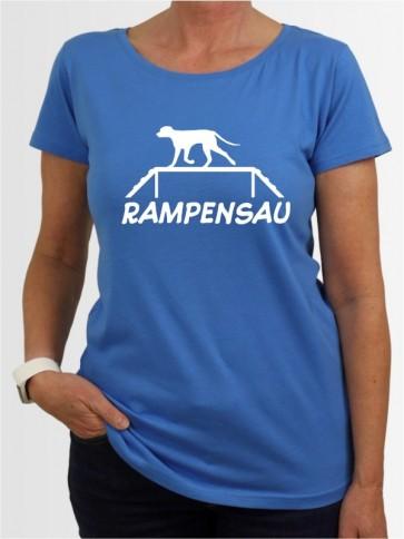 """""""Rampensau"""" Damen T-Shirt"""