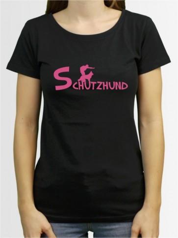 """""""Schutzhund 20"""" Damen T-Shirt"""