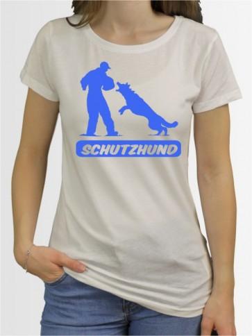 """""""Schutzhund 4"""" Damen T-Shirt"""