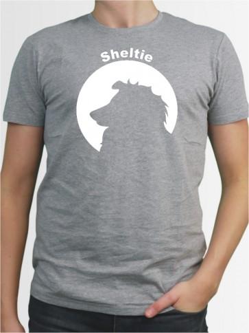 """""""Sheltie 44"""" Herren T-Shirt"""