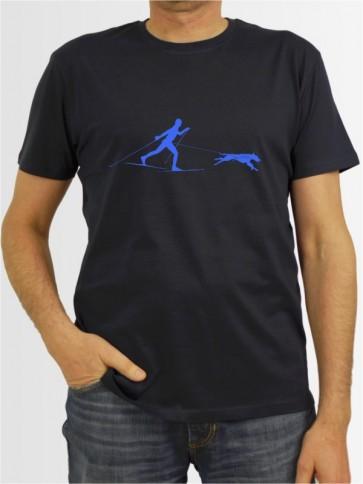 """""""Skijöring 1"""" Herren T-Shirt"""