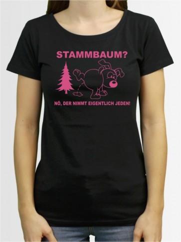 """""""Stammbaum"""" Damen T-Shirt"""