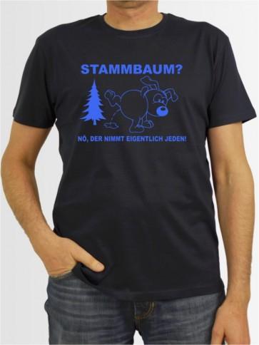 """Stammbaum"" Herren T-Shirt"